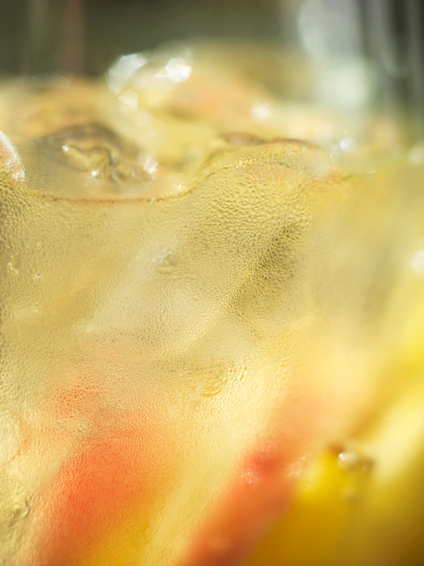 sangria frosted glass fresh drink alcoholic summer